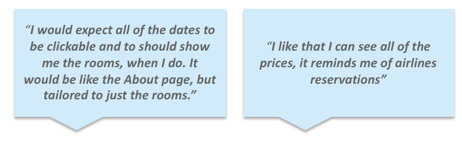 user testing quotes